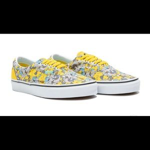 Vans Simpsons Itchy Scratchy Skate Shoe Mens 8.5
